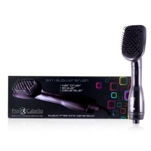 *NWT* Infinity Gold 3 in 1 Blower Brush